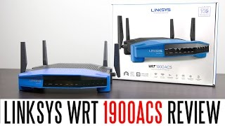 Linksys WRT 1900ACS High Performance Router - Review (2015)