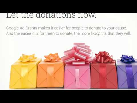 Power Your Nonprofit SEO with a Google AdWords Grant