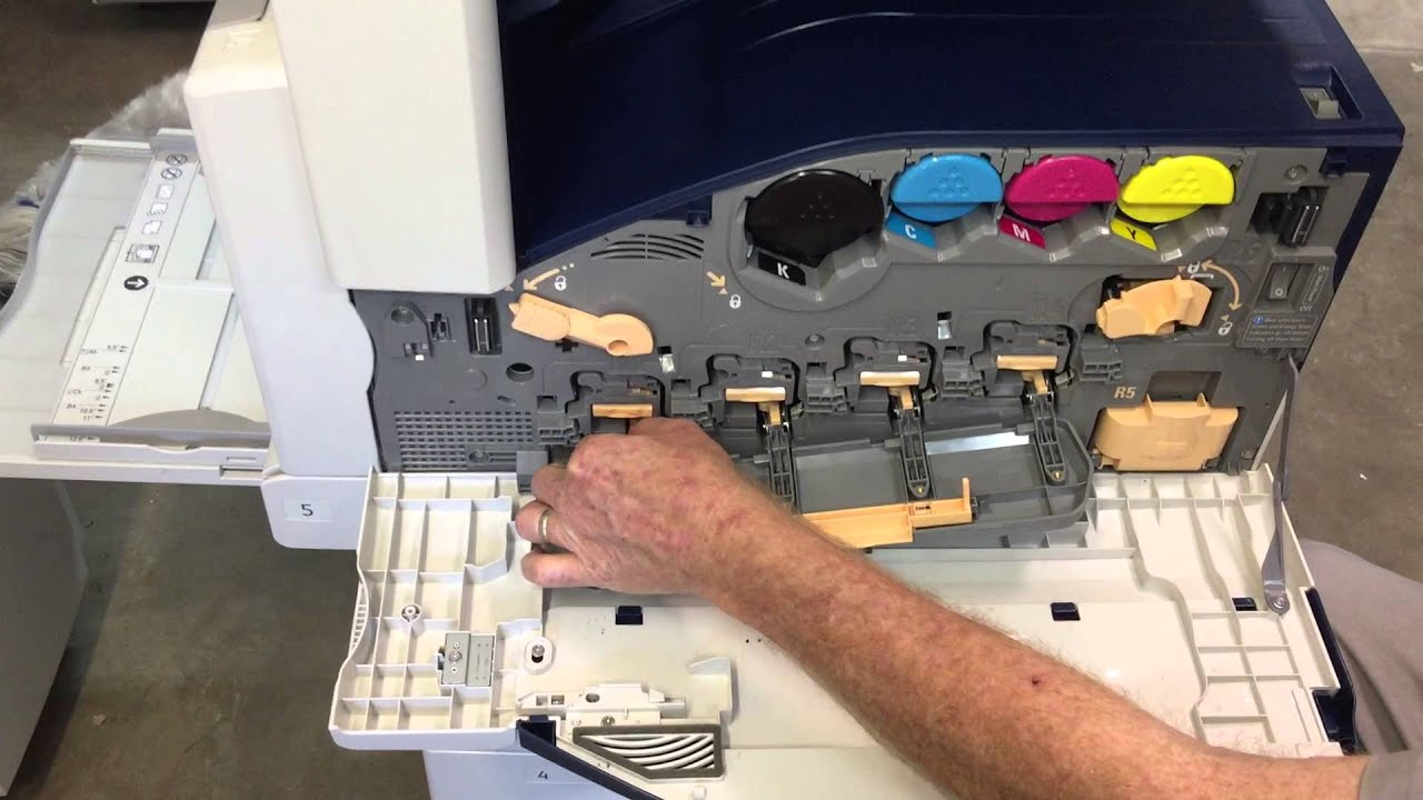 How to Clean Printer Rollers