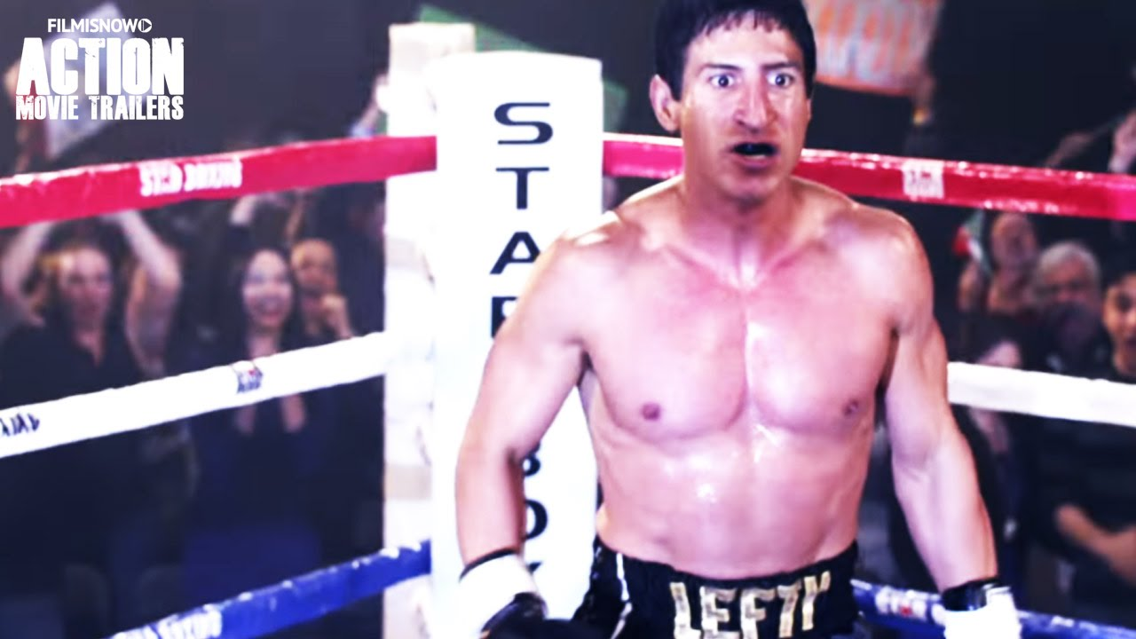 BACK IN THE DAY | Official Trailer [William DeMeo Mafia Boxing Movie] HD