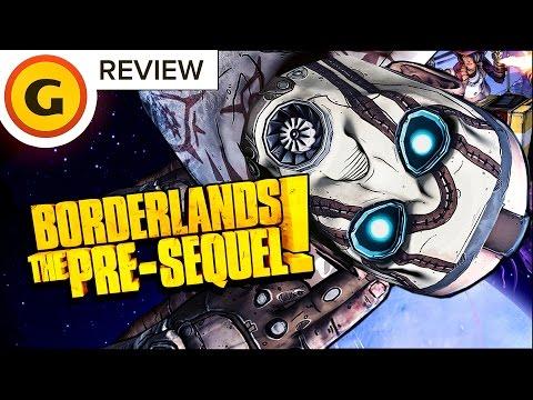 Borderlands: The Pre-Sequel Review