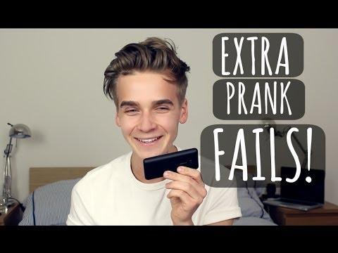 Extra Prank Fails - Bonus Footage