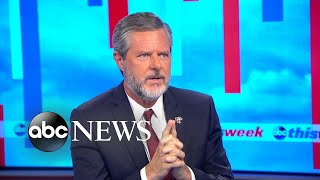 Jerry Falwell Jr. on President Trump: He 'doesn't say what's politically correct'