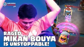 INCREDIBLE COME BACK IN THE FINAL SET! | mikan bouya vs Beaver | CRL Asia