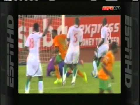 2012 (January 21) Senegal 1- Zambia 2 (African Cup of  Nations)