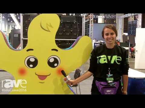 InfoComm 2016: Katherine Boliek Interviews Samuel Starfish