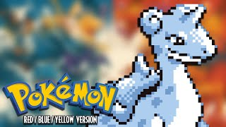 Surfing - Pokémon Red/Blue/Yellow Soundtrack