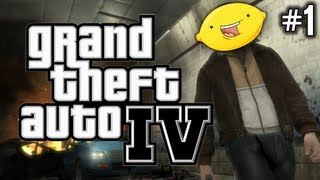 GTA 4 - Walkthrough/Let's Play! - Part 1 - ICE CREAM VAN!