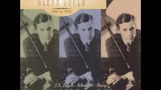 Glenn Gould & Alberto Guerrero Play Mozart Andante With 5 Variations In G Major, K 501