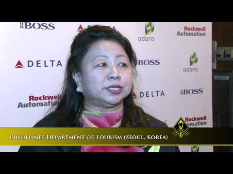 Philippines Department of Tourism wins at the 2014 Asia-Pacific Stevie Awards