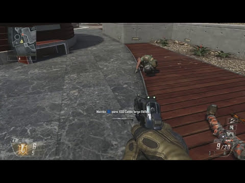 La Mejor Escopeta de Black Ops 2 - KSG Gameplay Bo2