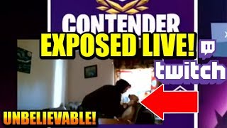 Streamer CHOKES & HITS DOG LIVE On Twitch.. DISGUSTING!