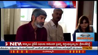 Actor Jagapathi Babu gets cheated by the Lodha builder