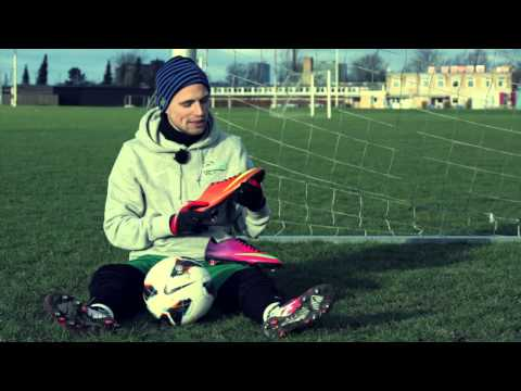 Nike Mercurial Vapor IX review + ENGLISH SUBS