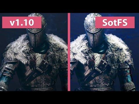 Dark Souls 2: Scholar of the First Sin vs. Dark Souls 2 v1.10 PC Graphics Comparison [60fps][FullHD]