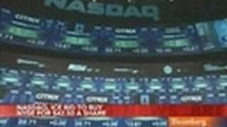 Nasdaq OMX, ICE Offer to Buy NYSE for $11.3 Billion