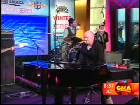 The Fray - You Found Me - Good Morning America