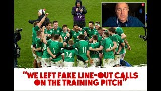 MNR | Spying in rugby and how many England players would get in Ireland's team?