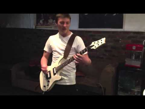 16 Year Old Guitarist | Paul Scholten Plays Own Song a Little Blue video