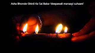 Asha Bhonsle - Shirdi Ke Sai Baba (1977) - 'deepawali manaayi suhaani'