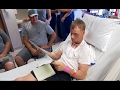Mayo Clinic's First Face Transplant: The Patient
