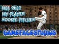 MLB 2K12: My Player - Rookie Pitcher Ep. 1 - Creation Of My Starting Pitcher Feat. MoonlightSwami