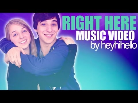 Right Here - HeyHiHello (Music Video)