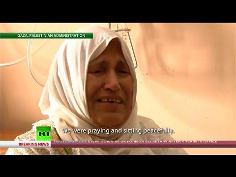 Israeli strike on Gaza kills 18 members of family