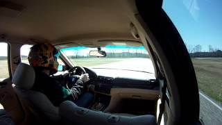 BMW 323i Wagon 5MT Track Day at Talladega Gran Prix Raceway