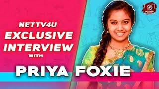 Priya Foxie Imitates Thalapathy Vijay Dialogues | Exclusive Interview | Mazhai Kuruvi | CCV