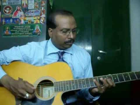 Mana janab ne pukara guitar instrumental by Rajkumar Joseph....