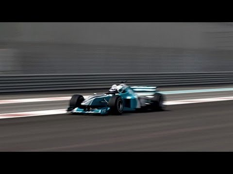 evo Diaries- Harry's 2-Seater F1 passenger ride with Pirelli