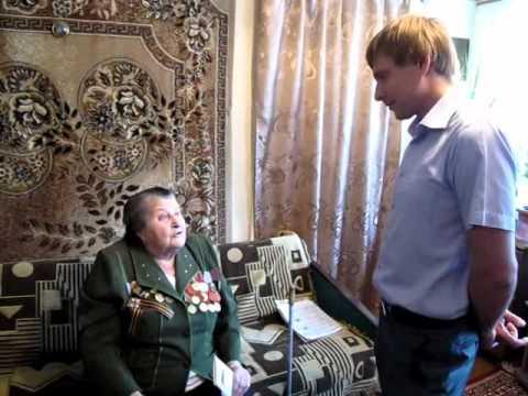 День Победы в Докучаевске