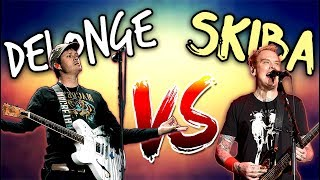 Tom DeLonge VS Matt Skiba