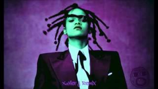 Rihanna x Kiss it Better (Slowed Down By Xavier J)
