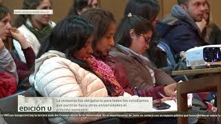 Intercambistas UNCUYO 2017