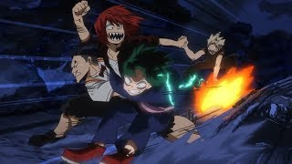 Midoriya & Friends Saves Bakugou | English sub | Full HD [60 FPS] Episode 10