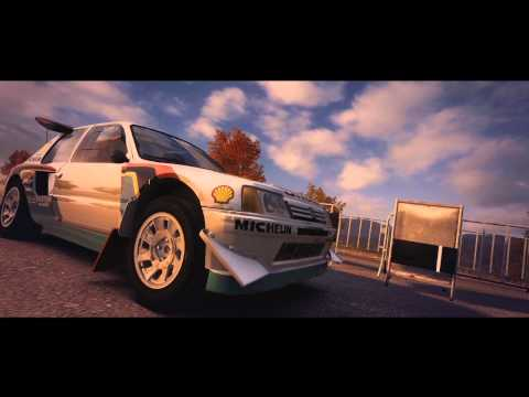 DiRT 3 - Group B Rally Lives On Trailer Video (HD)