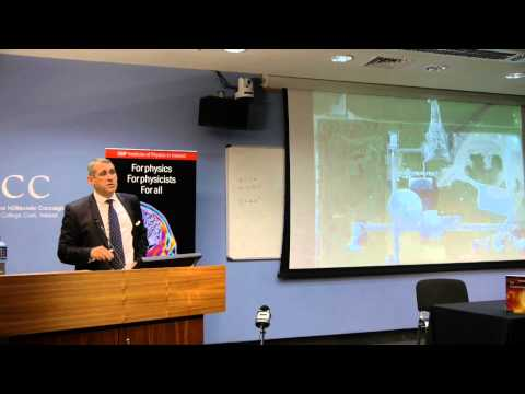 SPACE DEVELOPMENTS IN IRELAND ● Rory Fitzpatrick | NATIONAL SPACE CENTRE