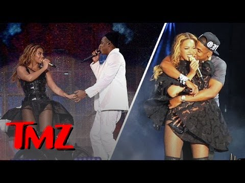 An Urgent Beyonce and Jay Z Status Update!