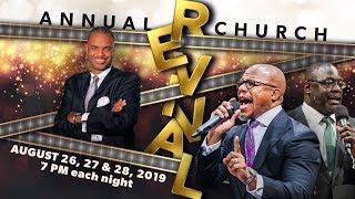 Homecoming and Church Revival 2019