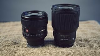 Sony 85mm GM vs Sigma 85mm Art