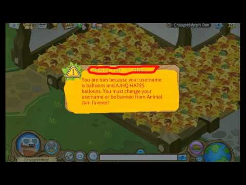 Animal Jam Fake And Funny