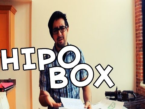 HIPO BOX!!!!!   Ep.7   Born to be Youtubah!