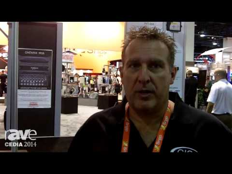CEDIA 2014: Custom Integration Solutions Showcases an Industry Specific Router