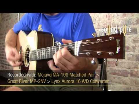 Huss and Dalton TD R Custom Guitar Demo at Sound Pure