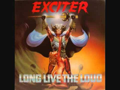 Exciter - Beyond The Gates Of Doom