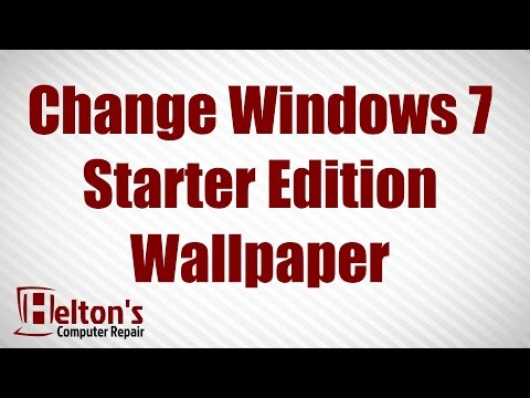 starter wallpaper changer как установить: