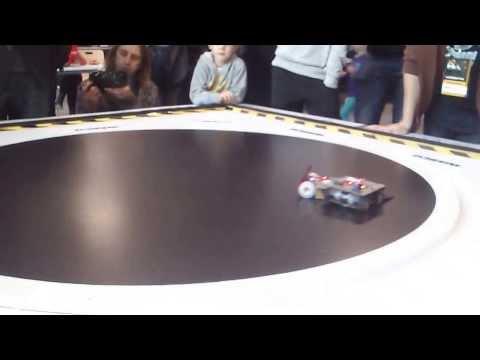 [Robotic Arena 2013][Minisumo Enchanced] – Emersion vs …