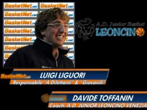 Intervista a … Toffanin post Pistoia Basket-Basket Leoncino